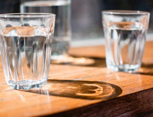 Nhu cầu nước hàng ngày ở trẻ em