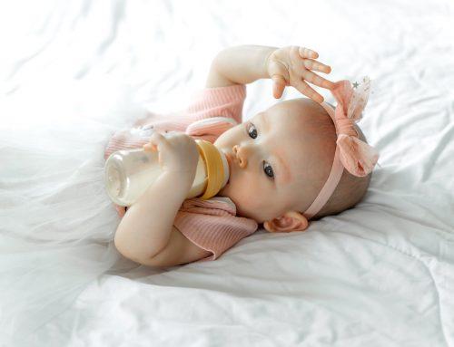 Các loại sữa công thức dành cho trẻ sơ sinh