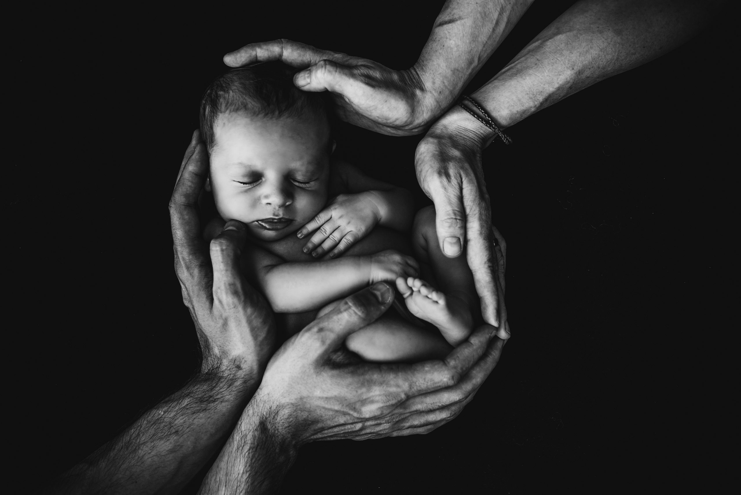 Trẻ sơ sinh 1 tuần tuổi – Một cái nhìn tổng quan