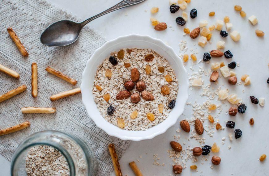Ngũ cốc ăn dặm – Chọn bột ngũ cốc phù hợp cho con
