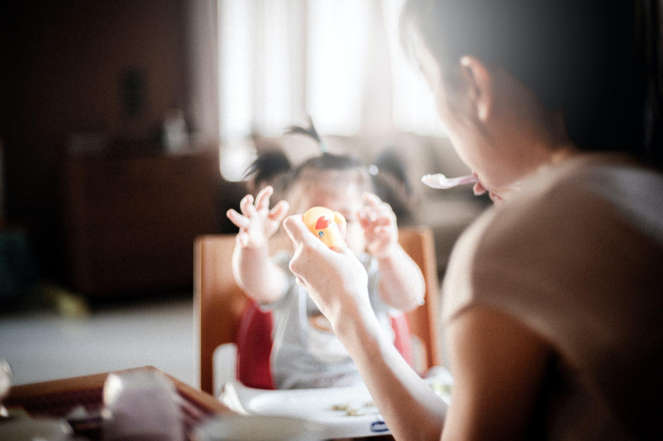 Ăn dặm ở trẻ nhỏ – Các kiến thức cực kỳ đơn giản