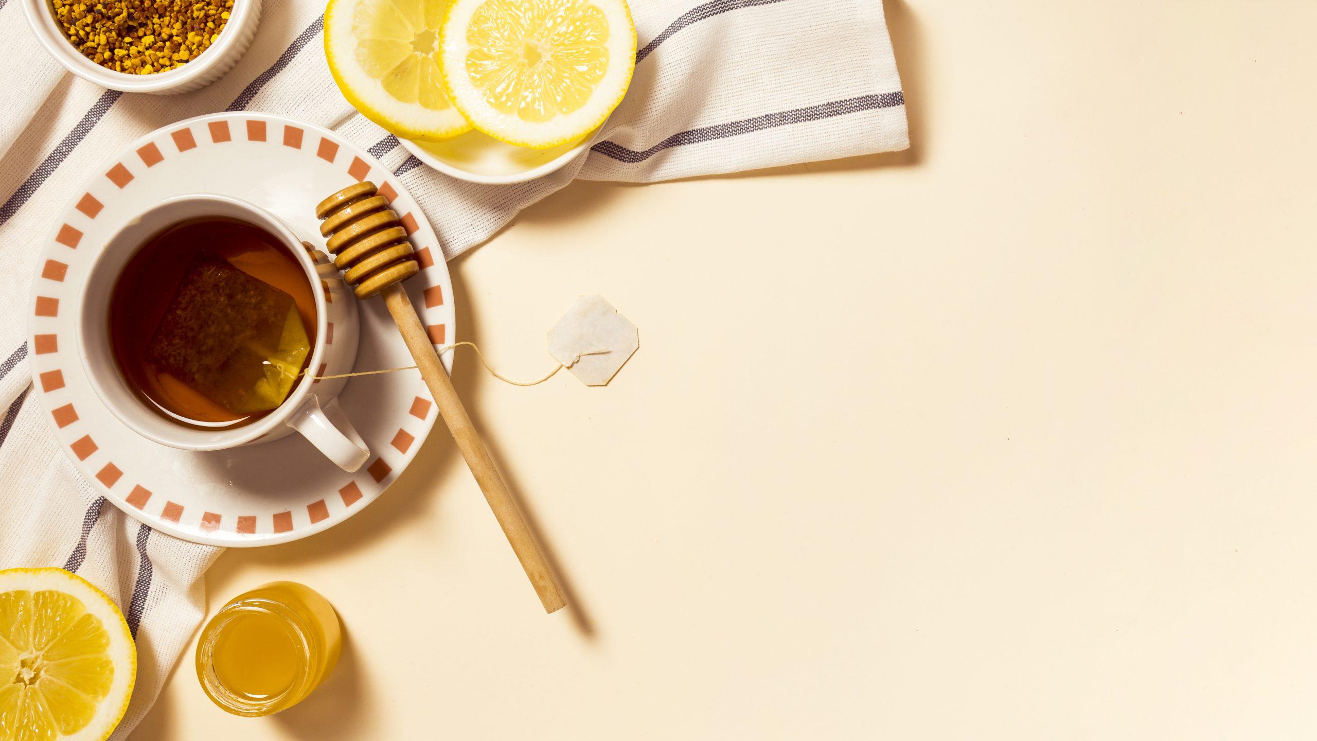 Giảm ho bằng mật ong