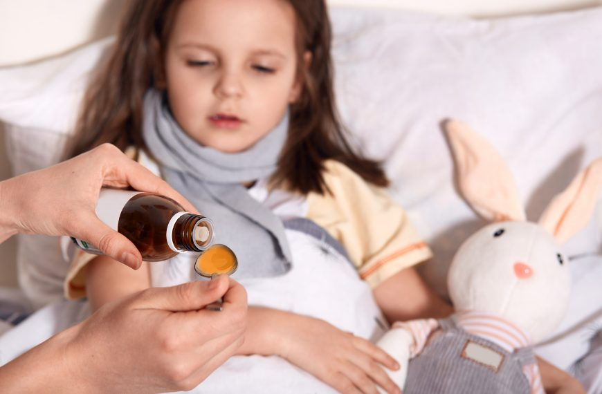 Thuốc ho cho trẻ em – Nên hay không nên