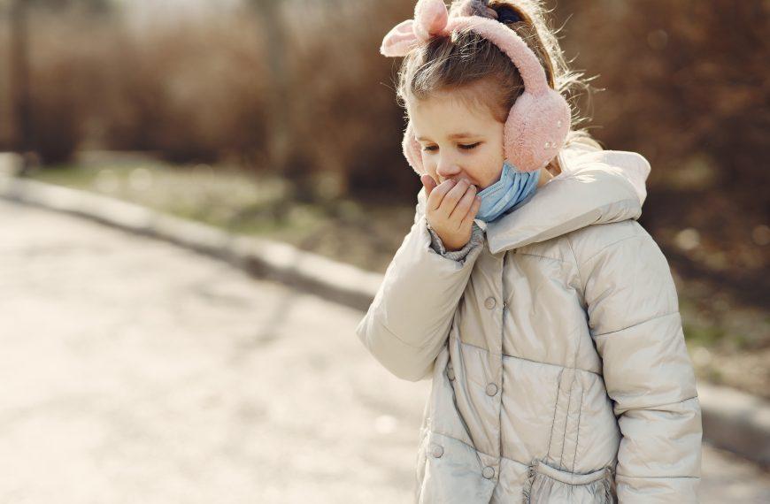 Ho ở trẻ em – Những sự thật hữu ích