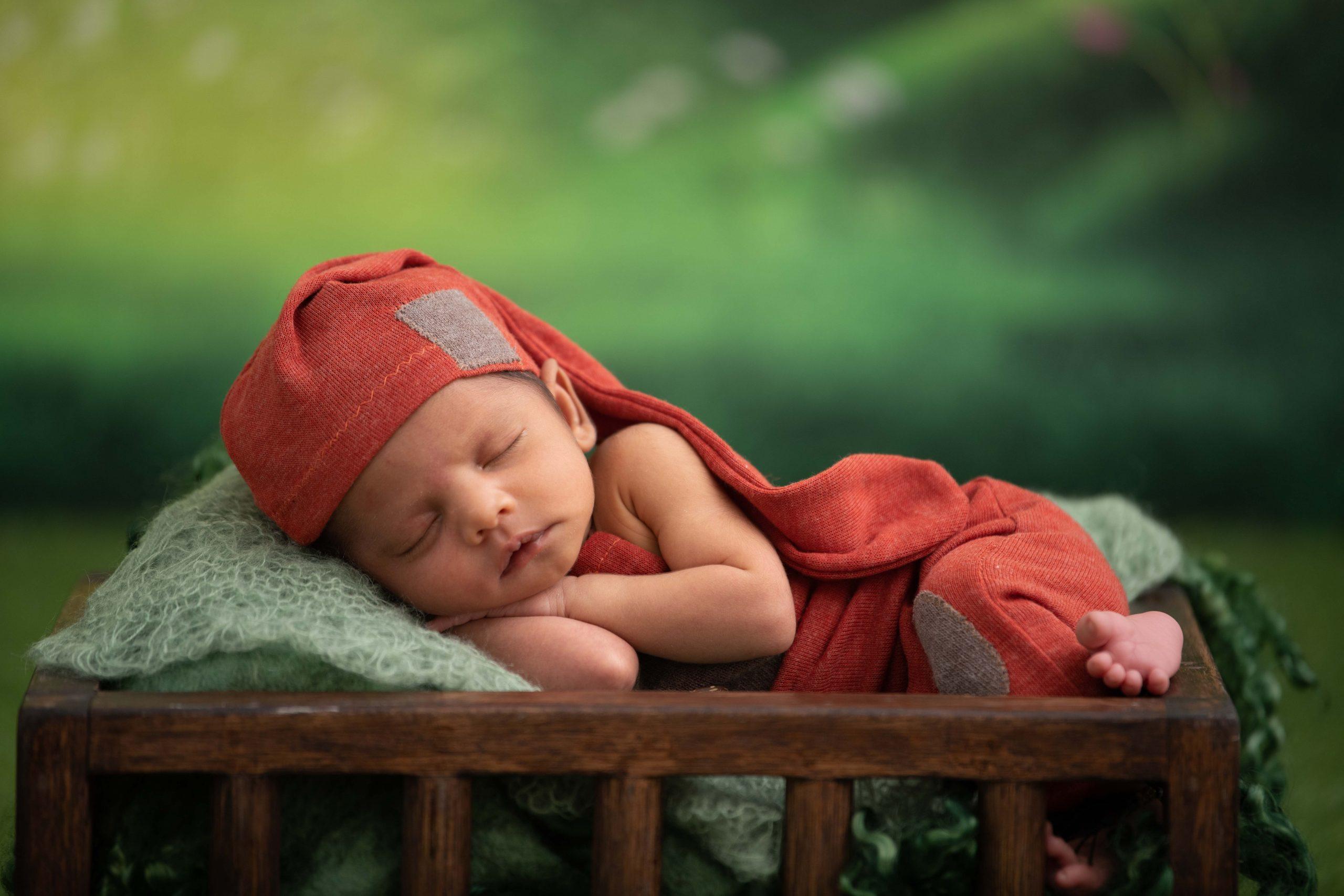 Trẻ ngủ không sâu giấc – Bạn có thể làm gì