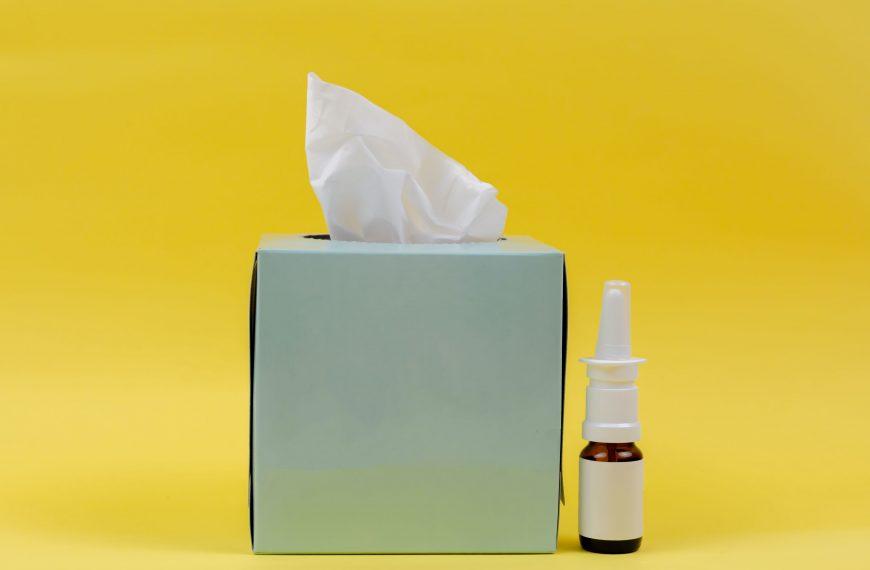 Trẻ chảy mũi có cần uống kháng sinh không